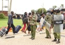Running Battles With Police at Egerton University as Management Slaps Strike Damage Fee on The Students