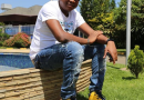Radio Maisha Presenter DJ Clemmo a Proud Father Showing Off Son's Cute Face