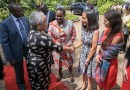 First Lady Margaret Kenyatta Outlines Women's Key Role in Nature Conservation