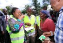 Waiguru Forced by Elderly to Take Notes on Service Delivery