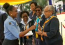 First Lady Margaret Kenyatta on Why Girl-Child Can't Compete