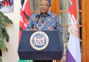 Uhuru Grants Kenyans Tax Relief