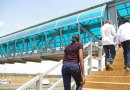 Newly Built Footbridge Turned Into a Robbers' Haven