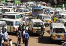 All Public Service Vehicles Ordered to Carry Less Passengers