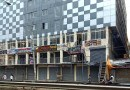 Health Ministry Fumigates Eastleigh Shopping Zone