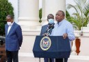 Uhuru Lectures Son Who Went to Party With Girlfriend Amid Covid-19