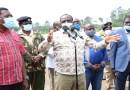 Pro-Ruto Youth Jeer Governor Oparanya, CS Wamalwa in Kakamega