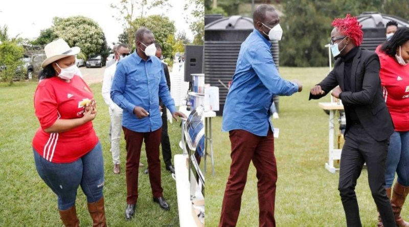 DP Ruto Hires Gospel Star Bahati to Help in Publicity Ahead of 2022 Race