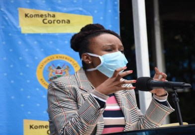Trans Nzoia Cases Surge as Covid-19 Tally Rises to 37,489