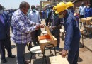 President Launches Ksh1.9b Locally Assembled School Desks Project