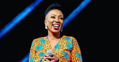 A First Encounter! Singer Wahu Kagwi Introduces Her Mother to Fans Online