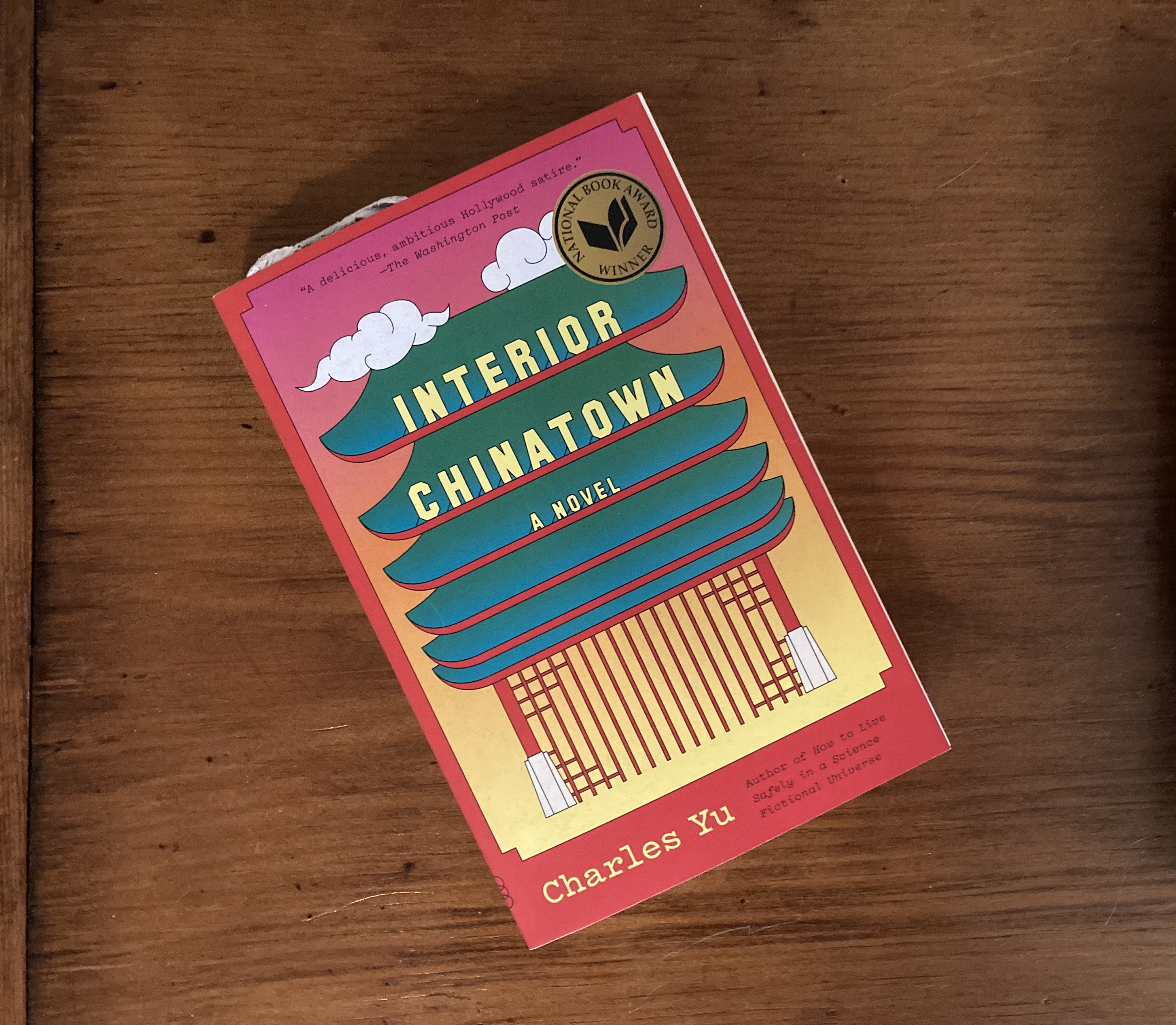 At first comedic and satiric, it becomes somber. Review Interior Chinatown Lit Lens