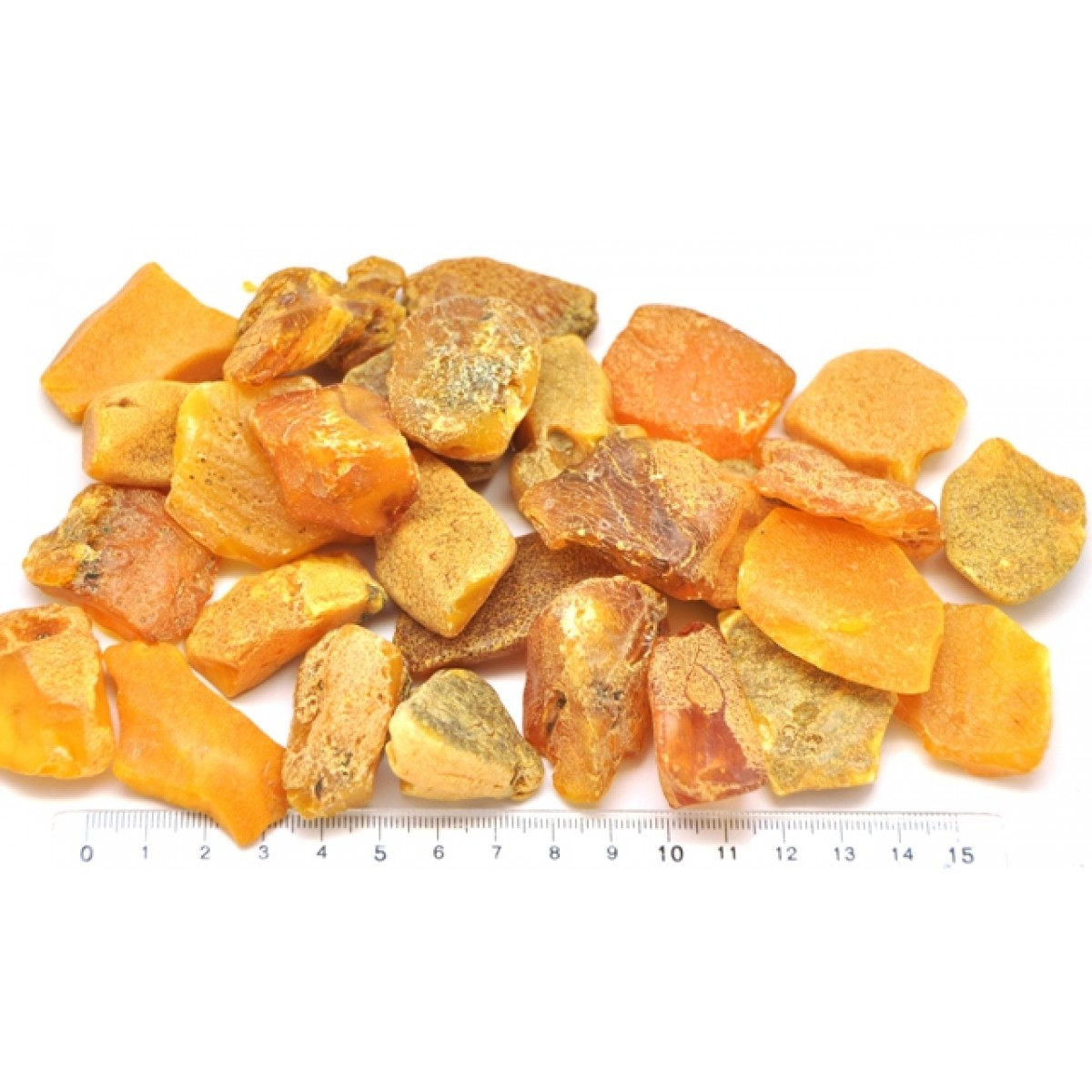 raw baltic amber stones