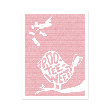 created from the text of slaughterhouse five