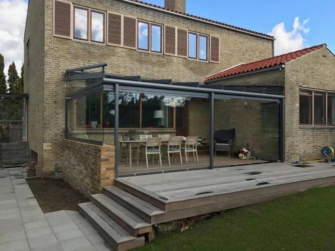 Udestue Atrium Plus fra Solarlux - udestuer i verdensklasse