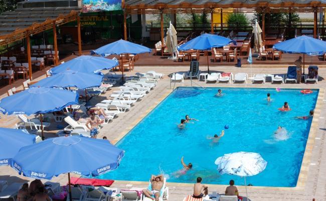 Hotel Central Mamaia  0771485808