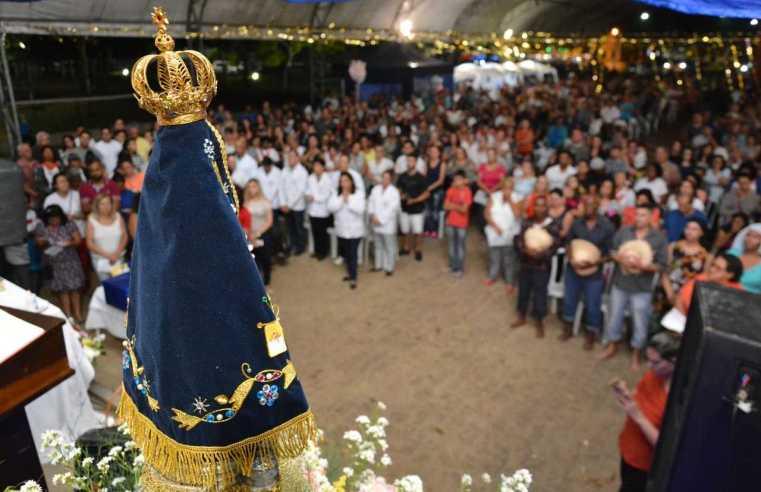Bertioga celebra Missas em homenagem à Nossa Senhora Aparecida