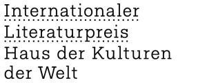 ILP - Internationaler Literaturpreis - Logo