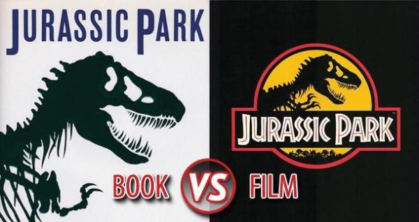 Book vs Film Jurassic Park LitReactor