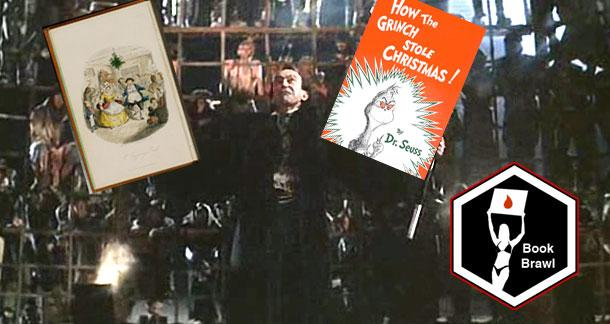 Book Brawl A Christmas Carol Vs How The Grinch Stole