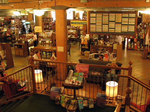 Dark Cozy Girl City Wallpaper Indie Bookstore Spotlight Tattered Cover Denver Co