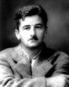 young Faulkner