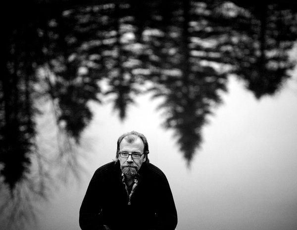 George Saunders by Damon Winter