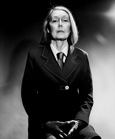 Anne Carson by Jeff Brown