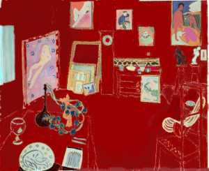 matisse_red_studio