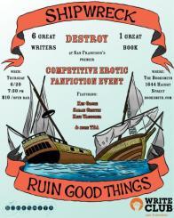 Shipwreck_debut_poster
