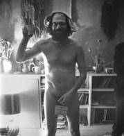 allen ginsberg naked