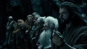 """""""Maybe this really is what a lot of people want to see from a film version of The Hobbit, but let's at least accept that Tolkien would probably not have been among them."""""""
