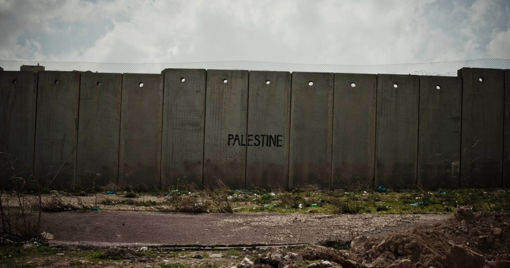 photo of Palestine border by Timothy Faust