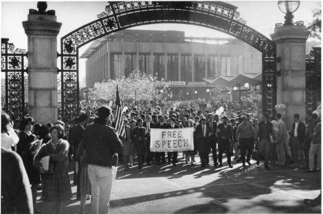 berkeleys-free-speech-movement