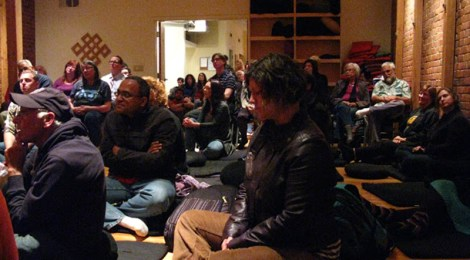 LITQUAKE WRAPPING UP WITH PACKED CRAWL