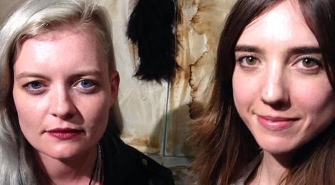 Lisa Locascio + Kate Folk by Kate Folk