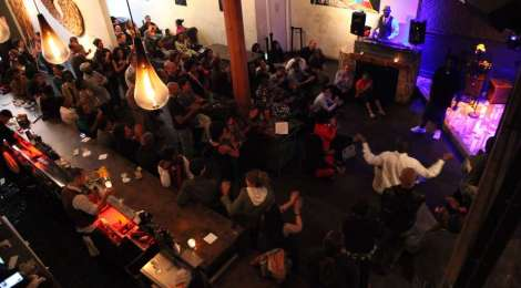 Oakland's 3rd Beast Crawl to feature 30 venues, 150 authors