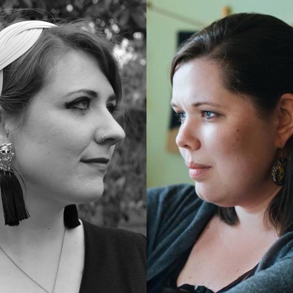 July Westhale and Liz Laribee
