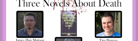 """Perfectly Queer Plus Book Reading """"Murderous Fiction: 3 Novels About Death"""""""