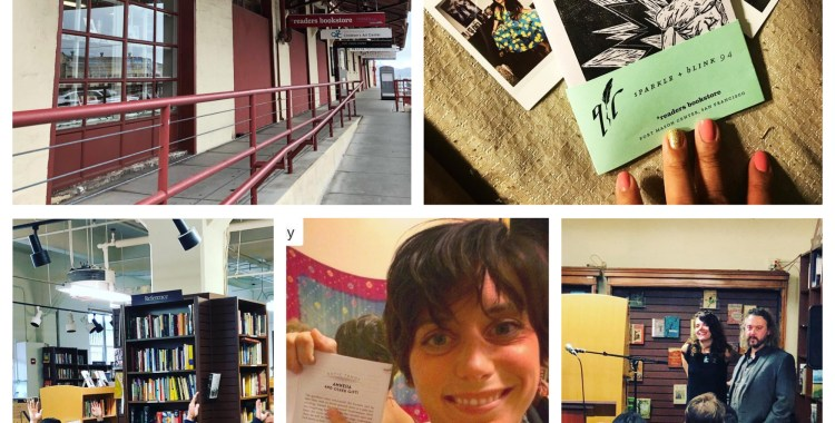 Quiet Lightning @ Readers Bookstore Fort Mason