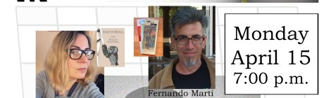 New Poetry & 100 Years of Ferlinghetti at Odd Mondays
