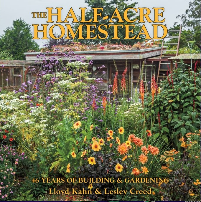 front cover of Half Acre Homestead