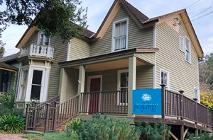 photo of the Markham House