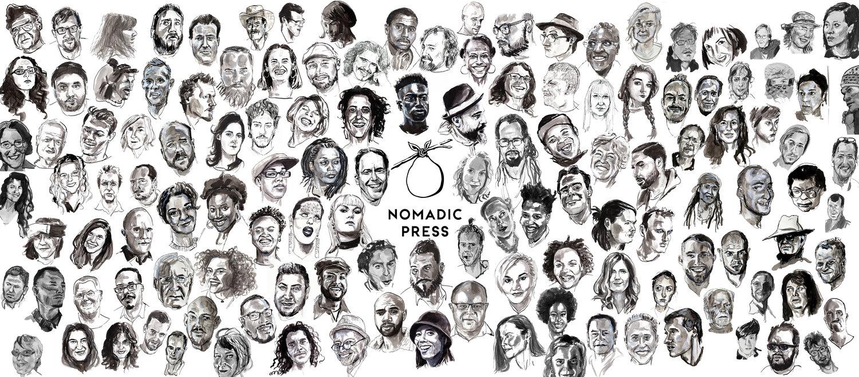 Nomadic Press authors