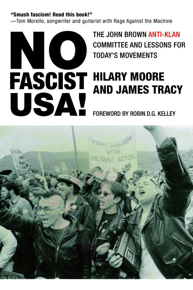front cover of No Fascist USA