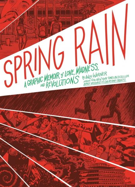 front cover of Spring Rain
