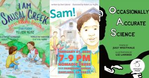 Children's Book Night at Nomadic Press