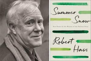 Robert Hass - Summer Snow
