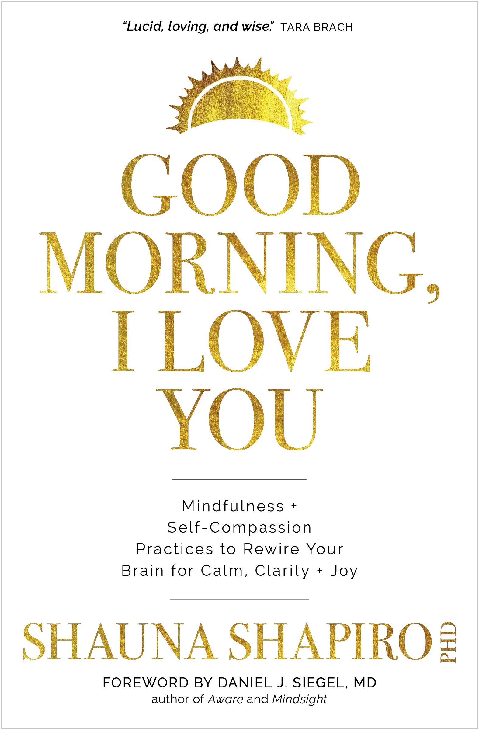 front cover of Good Morning, I Love You