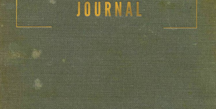 front image of The Racket's quarantine journal